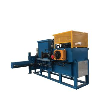 Corn bone bagging machine