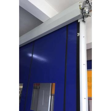 Industrial Fabric Self Repair Action Shutter Door