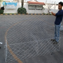 High Quality Galvanized or PVC Coated Gabion Box for sale