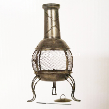 Patio Heater Brazier Garden Stove Chiminea BBQ​
