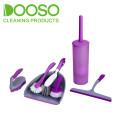 Mini Hand Broom with Dustpan And Brush DS-533