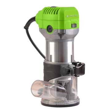 710w Variable Speed Palm Plunge Router