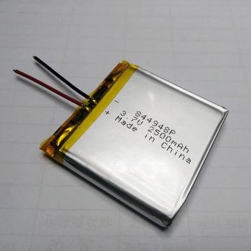 Complete in Specification 844948 3.7V 2500mAh Lipo Battery