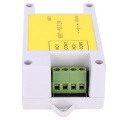 2 Channel DC5V Industrial Ethernet IP Network Relay module Remote Controller Device Ethernet to RS485 Remote Control HHT-NET2D