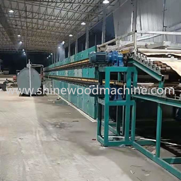 Plywood Dryer Machine for Sale