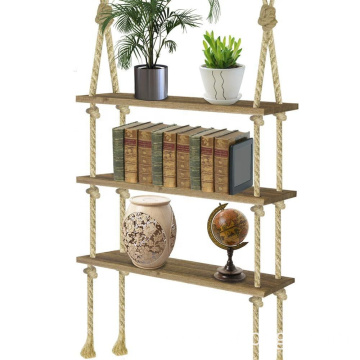 Home Decor Wall Hanging plant shelf