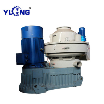 220KW Pellet Pressing Machine