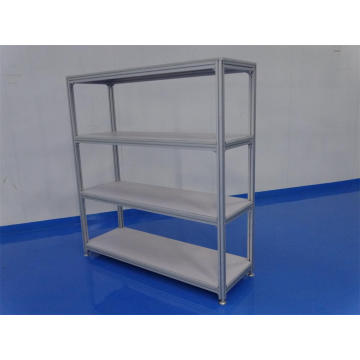 Storage Shelf for Assembly Line
