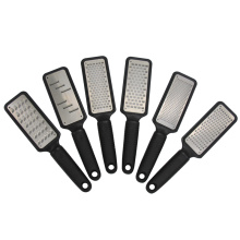 Multipurpose Rubber Handle Cheese Grater