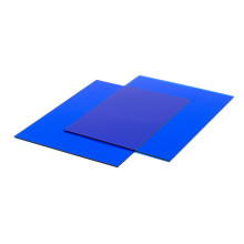 Strong Tensile Yield Strength Polycarboante Solid Sheet