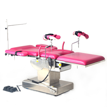Electric Gynecology Delivery Birthing Bed