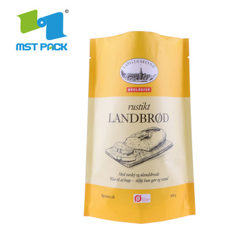 Custom Design Printing PLA 100% Biodegradable Plastic Bag