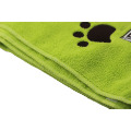 microfiber towel for pet dog cats animal
