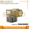 DIN43650C Type Electric Solenoid Valve Plug Connector IP65