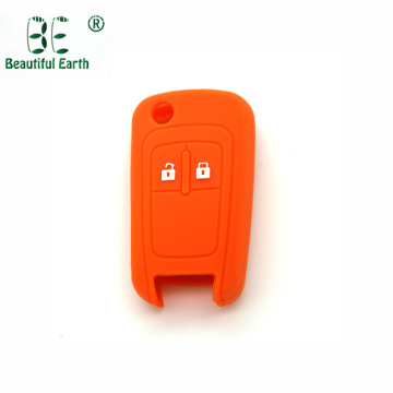 Silicone Remote Chevrolet Spare Parts Cars Key Cover