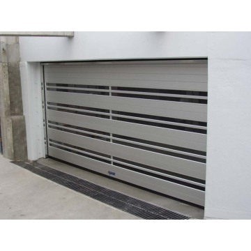 High Quality Turbine Hard Fast Rolling Up Door