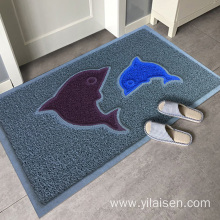 Factory sale nonslip door mat custom size
