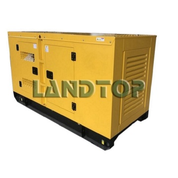 yuchai engine 380v/50hz generator silent type