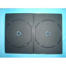 dvd case dvd box 5.2mm double black