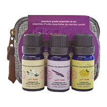 private label fresh essential oil set 3x10ml