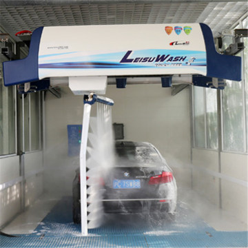 Leisu wash touch free car wash machine 360