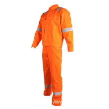 Reflective Arc Flash Protective Suit For Welding Workers