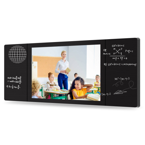 class teaching blackboard smart blackboard