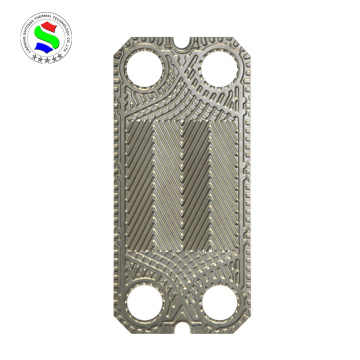 Success S7A gasket heat exchanger 0.6mm hastelloy plate