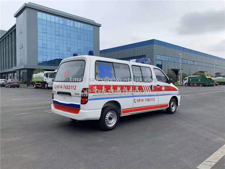 Emergency Transport Vehicle For Sale