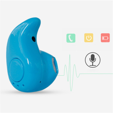 Stereo mini wireless bluetooth headset earphone