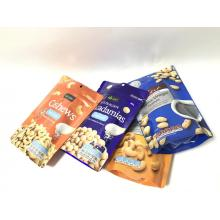 plastic food Cereals Packaging Bag