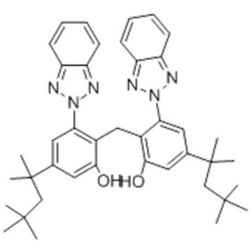 2,2'−メチレンビス[6−(2H−ベンゾトリアゾール−2−イル)−4−(1,1,3,3−テトラメチルブチル)フェノール] CAS 103597−45−1