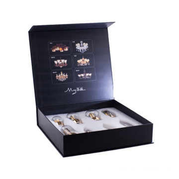 Luxury Products Packaging Box Set For Intrusment