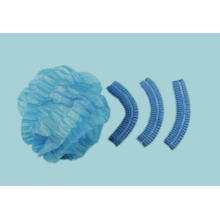 Disposable medical non-woven cap