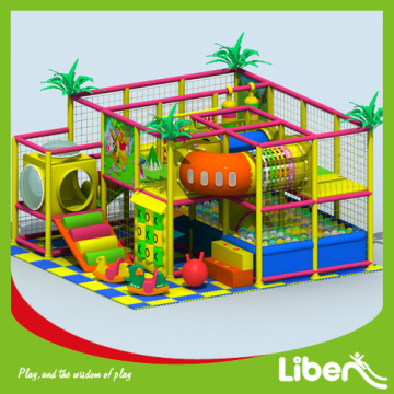 Unique indoor amusement playground