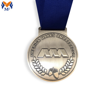 Custom gold opener medals best price