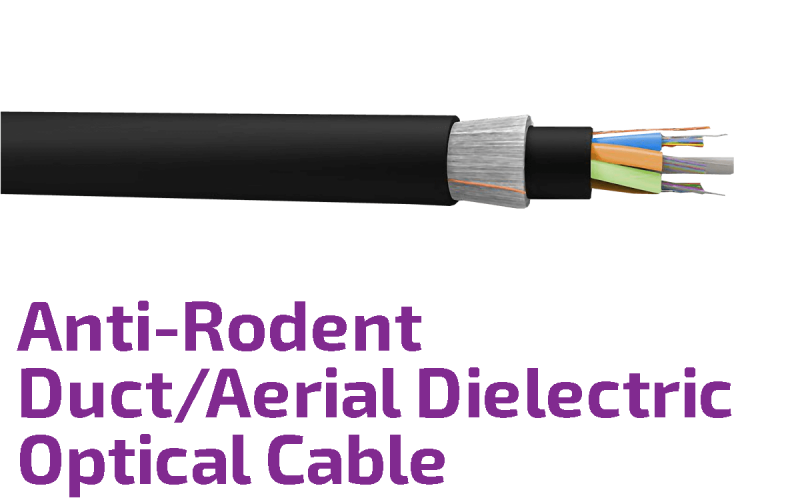 Anti-rodent Optical Fiber Cable