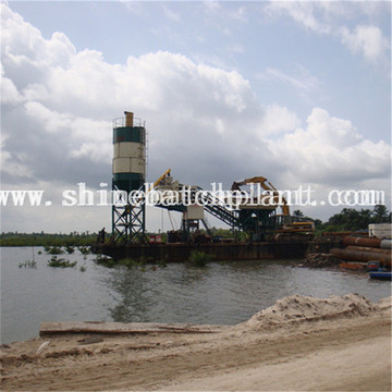 Ready 60 Cement Batching Plant
