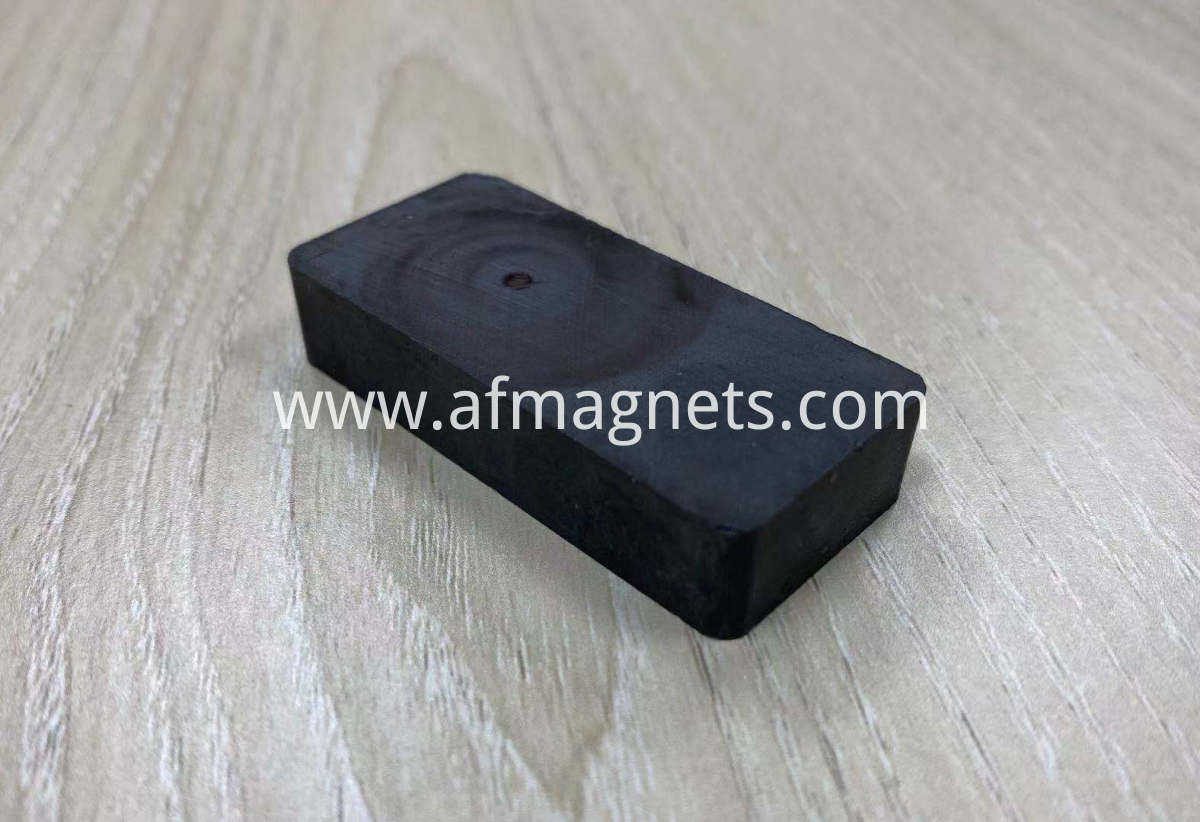 Ceamic Ferrite Block Magnets
