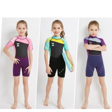Diving suit children's diving suit jellyfish winter suit
