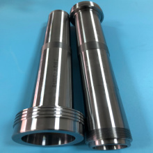 Spindle Machining After Cylindrical Grinding