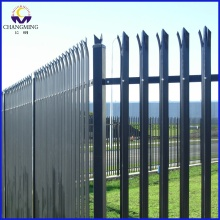 Palisade High Security Steel Pale Fencing