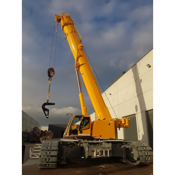 High Efficiency And Firm Hydraulic Telescopic Crane