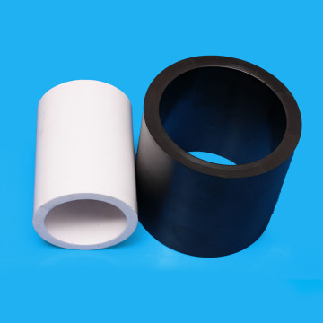 Ang Custom Made Black Expaced Molded PTFE Rod Bar