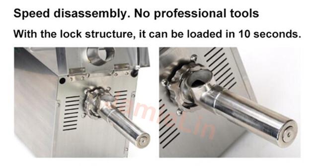 industrial oil press