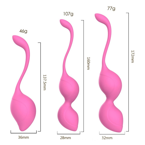 YAI-028 Kegel ball exerciser