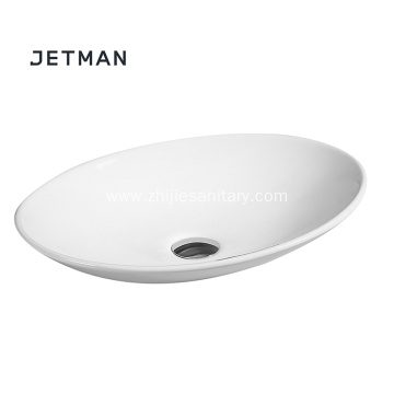 Bathroom Ceramic Sanitary Ware Vanity Basin