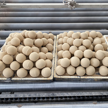 Jiangxi  Medium Alumina Ceramic Grinding Ball