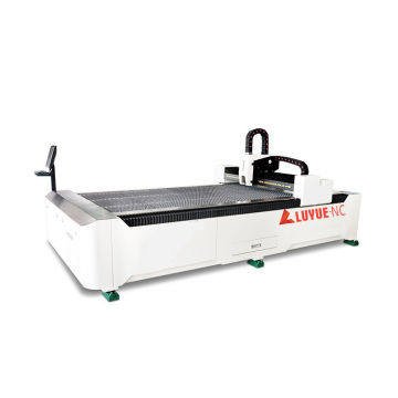 High-Quality Metal Sheet Fiber Laser Cutter Cheap Price