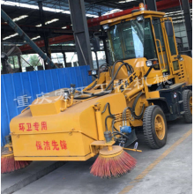 High quality mechanical Cleaning machine